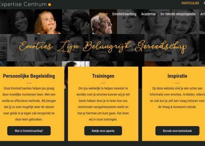 Emotie Expertise Centrum Nederland 2019