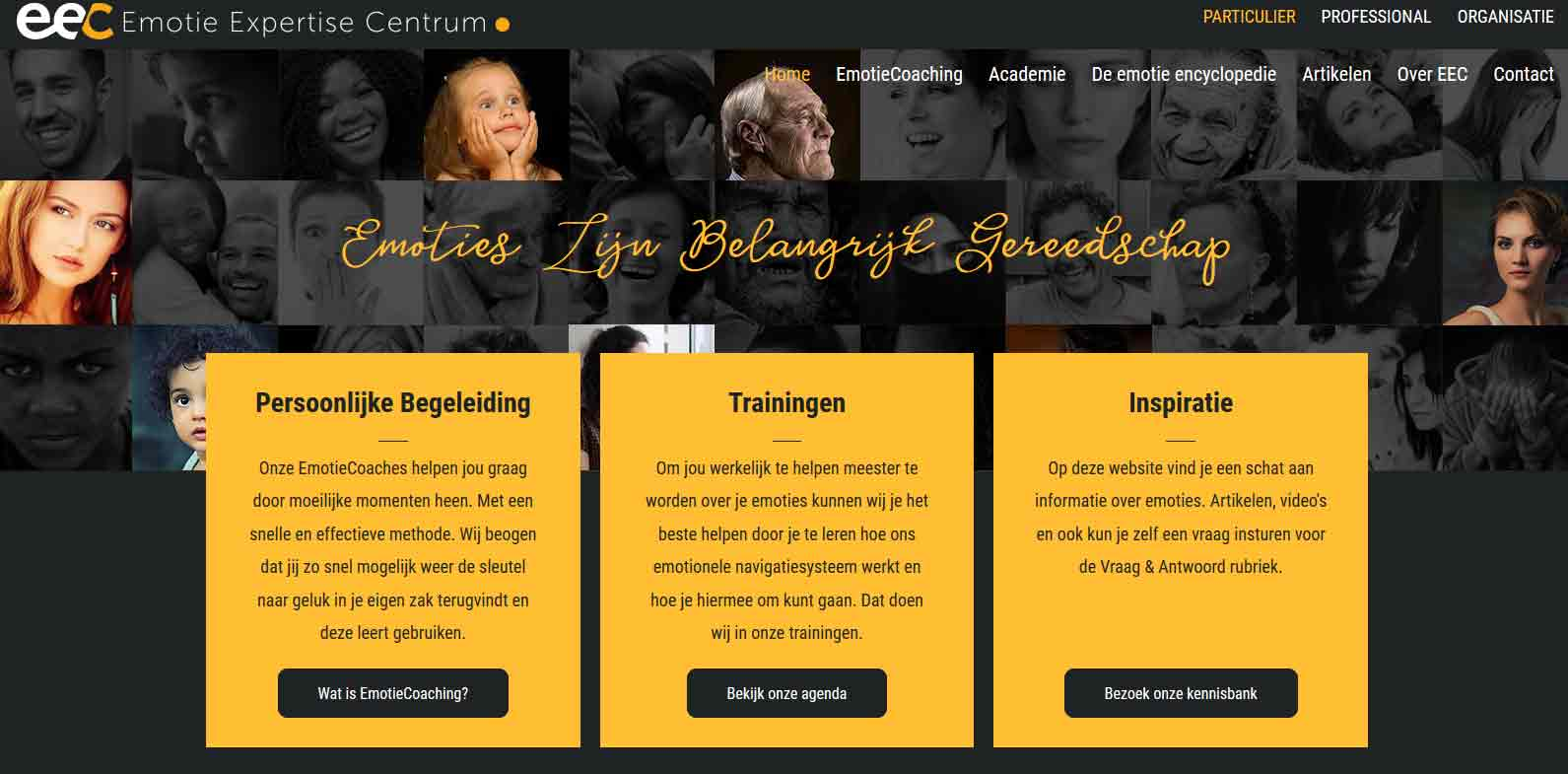 Emotie Expertise Centrum Nederland 2019