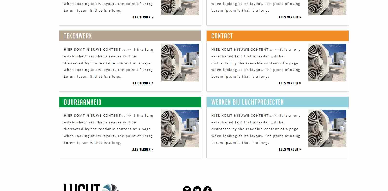 Bedrijf gespecialiseerd in ventilatieoplossingen (soon)